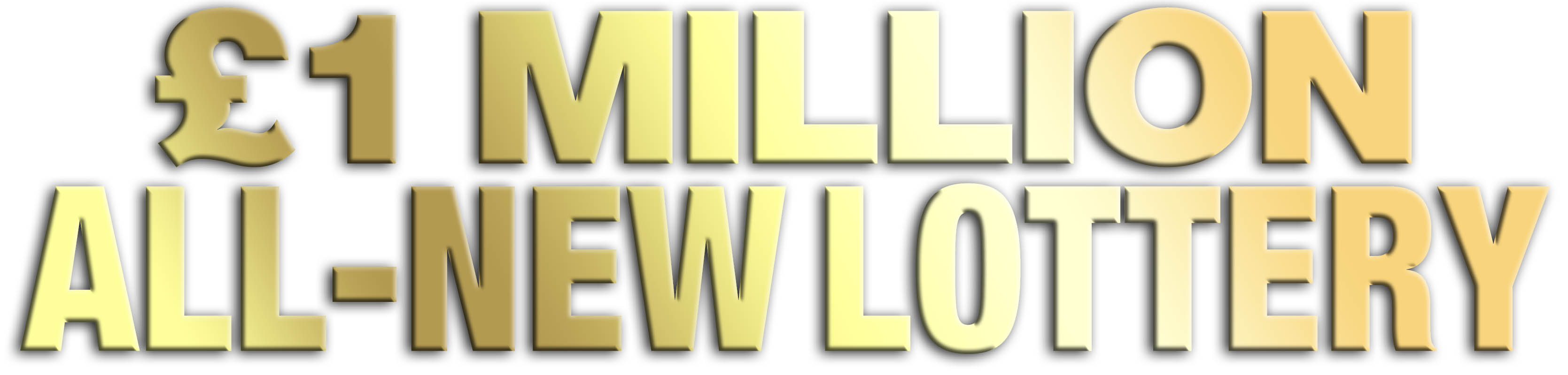 £1m Daily Mail All-New Lottery Game